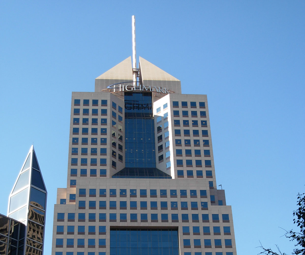 Fifth Avenue Place - ighmark Headquarters
