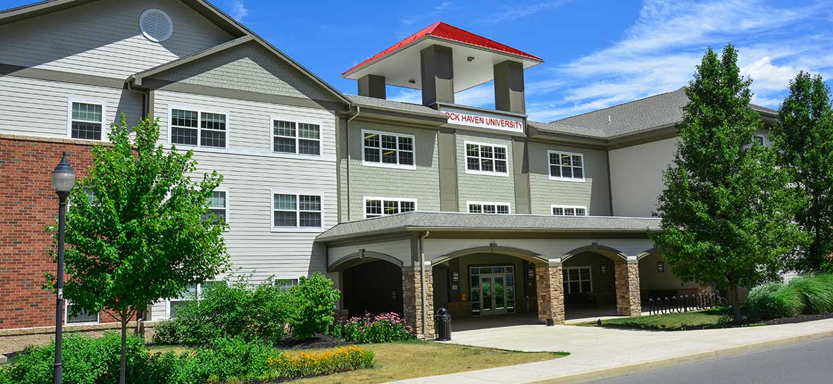 Lock Haven University - Student Housing