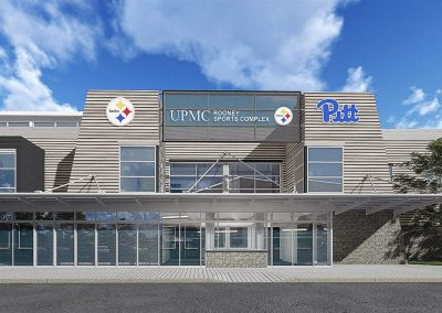 Rooney Sports Complex - Steelers Training Facility - South Side, PA
