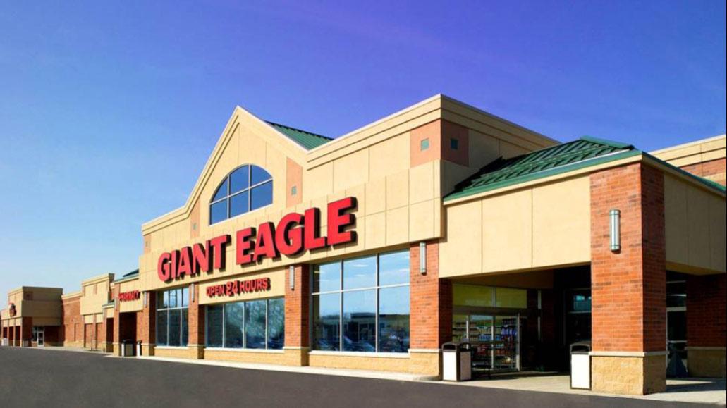 Gianrt Eagle - Campe Horne Rd